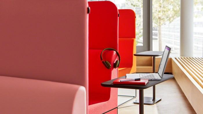Ustvarite inspirativne prostore s sistemom Umami Lounge
