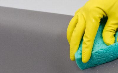 Navodila za čiščenje izdelkov Steelcase