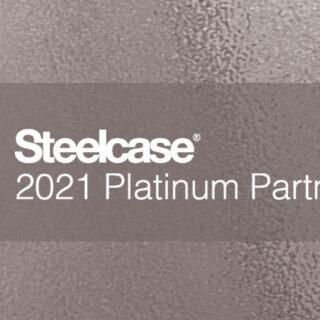 Steelcase Platinum Partner 2021