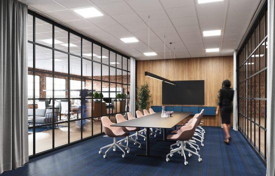 Combison™ / Ecophon modularni stropi