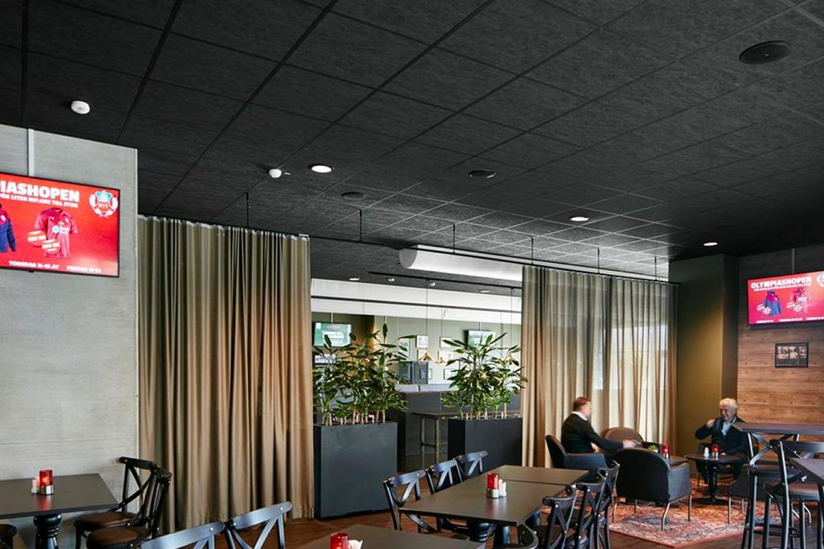Ecophon modularni stropi