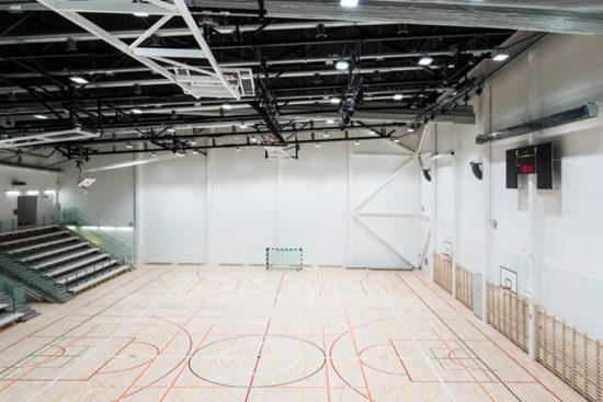 Ecophon modularni stropi - Super G™