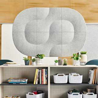 Truchet Acoustic Tiles
